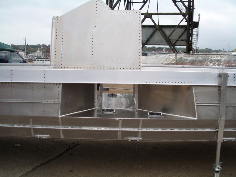 Aluminium Boats and Superstructures Isle of Wight Boat Builders