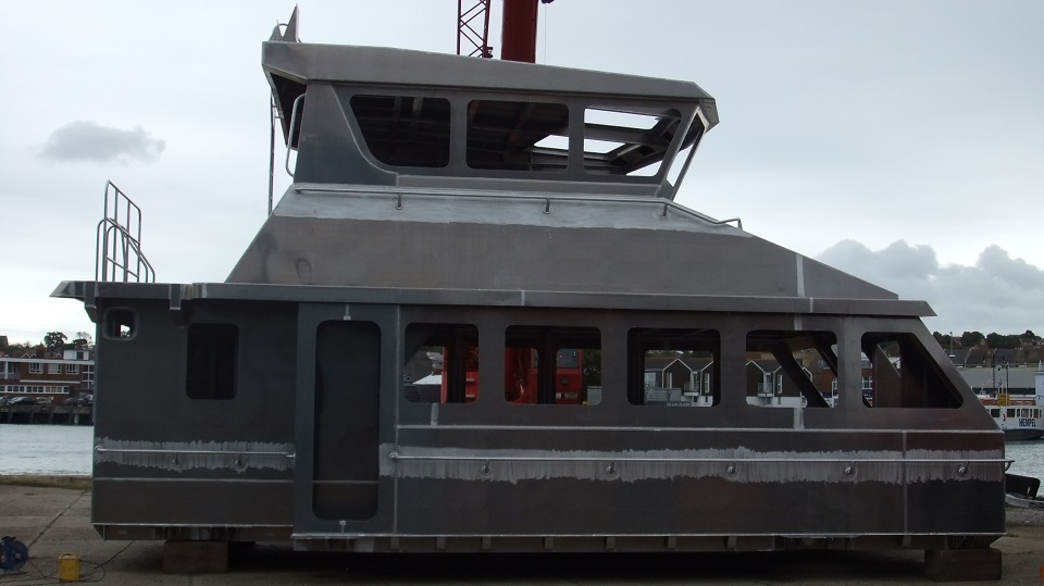 Aluminium Boat Builders Based On The Isle of Wight